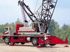 crane assembly and disassembly checklist